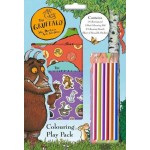 GRUFFALO COLOURING PLAY PACK