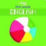 FIRST WORDS- ENGLISH BOARD BK