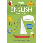 LP: FIRST WORDS ENGLISH FLASHCARD