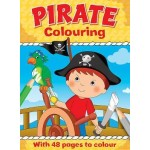 P-PIRATE COLOURING (SUPER COLOURING FUN)