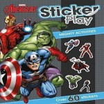 MARVEL AVENGERS: STICKER PLAY