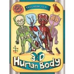 P-THIS BOOK IS A…3D HUMAN BODY