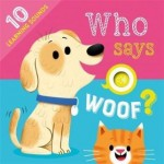 LEARNING SOUNDS: WHO SAYS WOOF?