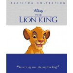 DISNEY THE LION KING PLATINUM COLLECTION