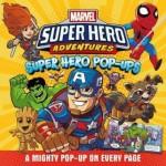 MARVEL SUPER HERO ADVENTURES  POP-UP