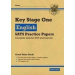 KS1 English SATS Practice Papers: Pack 1