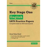 KS1 English SATS Practice Papers: Pack 2