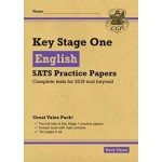 KS1 English SATS Practice Papers: Pack 3