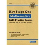 KS1 Maths SATS Practice Papers: Pack 1