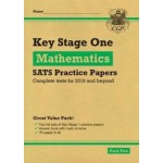 KS1 Maths SATS Practice Papers: Pack 2