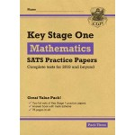 KS1 Maths SATS Practice Papers: Pack 3