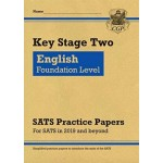 KS2 English Targeted SATS Practice Papers: Foundation Level