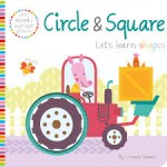 P-Let's Learn: Circle & Square