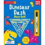 P-DINOSAUR DASH MAZE BOOK (US)