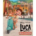 Disney Pixar: Luca Book of the Film