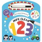 CARRY & LEARN: WIPE-CLEAN 123