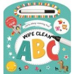 CARRY & LEARN: WIPE-CLEAN ABC