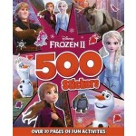 DISNEY FROZEN 2 500 STICKERS