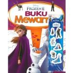 BUKU MEWARNA DISNEY FROZEN II