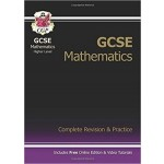 GCSE MATHS COM REV & PRACTICE '13