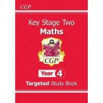 KS2  Year 4 Targeted Study Book -Maths