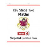 KS2 Year 4 Targeted Question Book - Maths