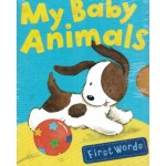 P-SLIPCASE: MY BABY ANIMALS