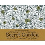 SECRET GARDEN POST CARD