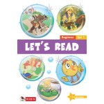 LET'S READ-BEGINNER SET 1(BK1-5) 2ND ED