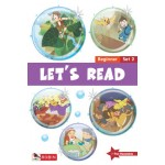 LET'S READ-BEGINNER SET 2(BK6-10) 2ND ED