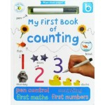 C-Wipe Clean: My First book of counting