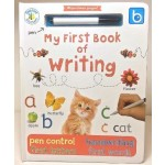C-Wipe Clean: My First book of writing