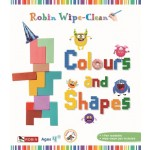 ROBIN WIPECLEAN: COLOURS & SHAPES
