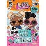LOL SURPRISE! 600 STICKERS BOOK