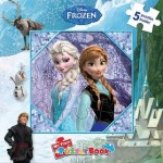 Frozen: My First Puzzle Book