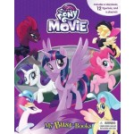 C-MY BUSY BOOK: MY LITTLE PONY MOVIE
