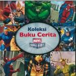 KOLEKSI BUKU Cerita Marvel SUPER HEROES