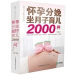 怀孕分娩坐月子育儿2000问(汉竹)(南京)