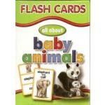 Wilco Flash Cards: Baby Animals