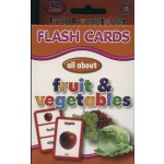 Wilco Flash Cards: Fruit and Vegetables