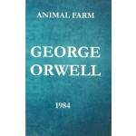 George Orwell 2 in 1 Classics - Animal Farm & 1984