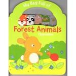 C-My Bag Full of Forest Animals: Opposites