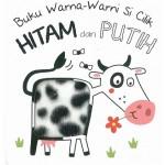 BUKU WARNA - WARNI SI CILIK : HITAM & PU