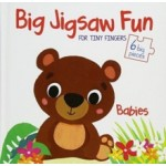 Big Jigsaw Fun for Tiny Fingers: Pets