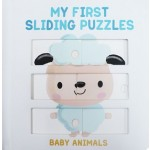 P-MY FIRST SLIDING PUZZLES: BABY ANIMALS