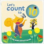 LET'S COUNT TO 10:SMALL ANIMAL FRIENDS