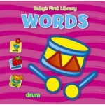 BABY'S FIRST LIBRARY (L): WORDS