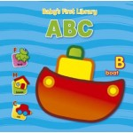 BABY'S FIRST LIBRARY (L): ABC