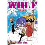 ONEPIECE尾田榮一郎畫集Color Walk 8: Wolf