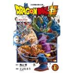 DRAGON BALL超 七龍珠超 15